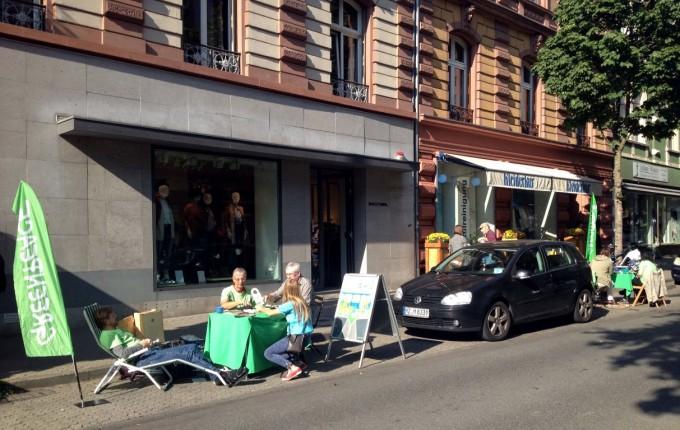 Parking Day 2016 Berger Straße