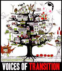 Das Voices of Transition-Filmplakat