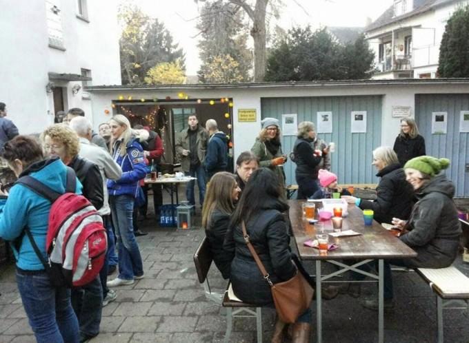 Nachbarschaftsfest in Rödelheim