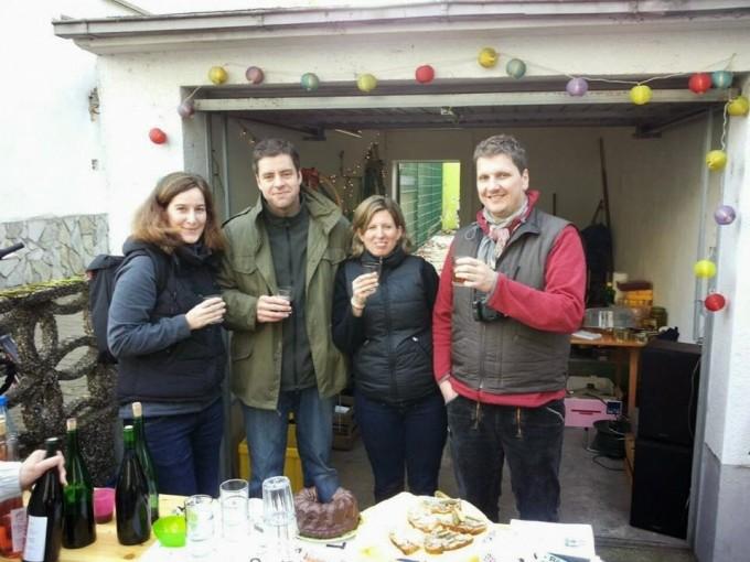 Gastgeber der Weingarage
