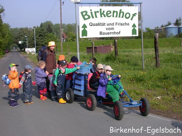 Birkenhof-Egelsbach: Qualität und Frische vom Bauernhof