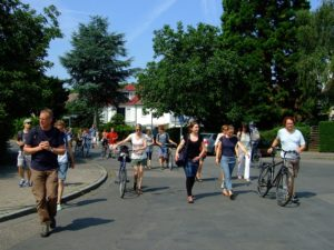 Stadtwandeln durch das Nordend & Bornheim @ Treffpunkt: Wartburggemeinde | Frankfurt am Main | Hessen | Deutschland