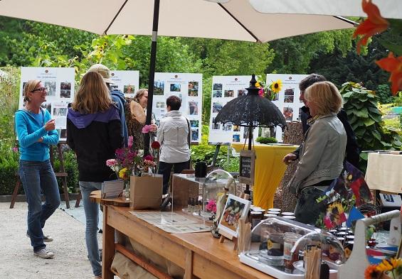 Impressionen vom Bienenfestival im Botanischen Garten