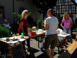 Pflanzentauschbörse & Aktionstag zur Selbstversorgung @ Ginnheimer Kirchplatz | Frankfurt am Main | Hessen | Deutschland