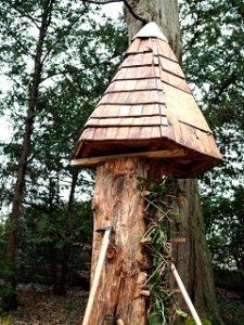 Zeidlerbaum und Klotzbeute - wesensgemäße Bienenhaltung @ Botanischer Garten | Frankfurt am Main | Hessen | Deutschland