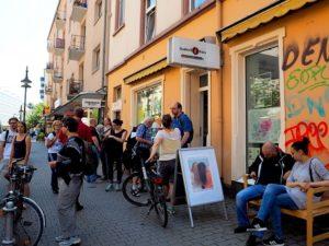 Stadtwandeln durch Bockenheim @ Treffpunkt: Besuchereingang BiK-F  | Frankfurt am Main | Hessen | Deutschland