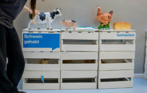 Klimagourmet-Ausstellung @ Zentrale Stadtbücherei | Frankfurt am Main | Hessen | Deutschland