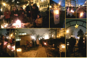 Lebendiger Adventskalender @ Gallus Garten | Frankfurt am Main | Hessen | Deutschland