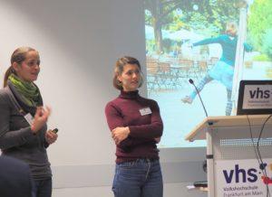 Vortrag Netzwerktreffen der Gemeinschaftsgärten in Frankfurt