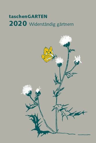 Gartenkalender Taschengarten 2020arten