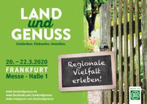 Land und Genuss @ Messe Frankfurt